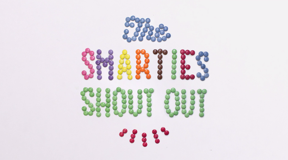 Smarties Video Thumbnail